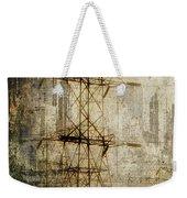 Acid Rain Weekender Tote Bag by Chris Armytage