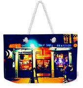 Acme Oyster Shop New Orleans Weekender Tote Bag
