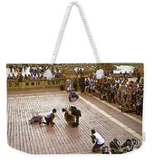 Acrobatics In The Park Weekender Tote Bag