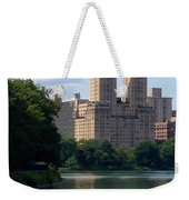 Across The Reservoir Weekender Tote Bag