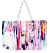 Acryl  Happy Sally Behind The Shower Curtain... Boo Weekender Tote Bag