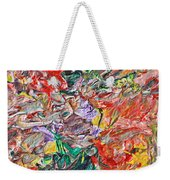 Acrylic  Madness Weekender Tote Bag