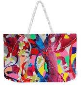Acrylic Msc 042 Weekender Tote Bag
