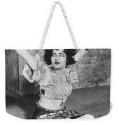 Actress Alla Nazimova Weekender Tote Bag