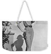 Actress Grace Kelly Weekender Tote Bag