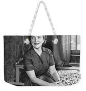 Actress Helen Hayes Weekender Tote Bag