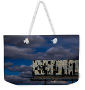 Ad Space Available Weekender Tote Bag