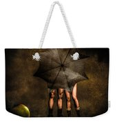 Adam And Eve Weekender Tote Bag