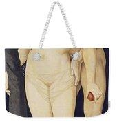 Adam And Eve Weekender Tote Bag