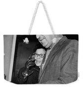 Adam Clayton Powell Retires Weekender Tote Bag