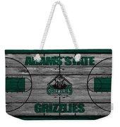 Adams State Grizzlies Weekender Tote Bag