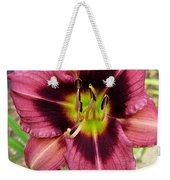 Addie Branch Smith Daylily Weekender Tote Bag