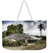 Adelaide River Railway Station Weekender Tote Bag