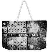 Adgers Wharf Weekender Tote Bag