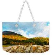 Adirondack Autumn Weekender Tote Bag