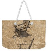 Adirondack Chair Patent Weekender Tote Bag