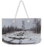 Adirondack Fire Tower 2 Weekender Tote Bag