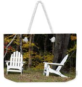 Adirondack Foliage Weekender Tote Bag
