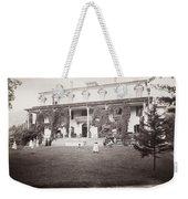 Adirondack Hotel, 1889 Weekender Tote Bag