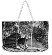 Adirondacks Cabin, C1909 Weekender Tote Bag