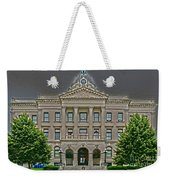 Adjourned Weekender Tote Bag