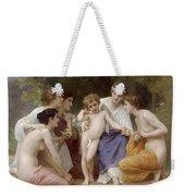 Admiration  Weekender Tote Bag
