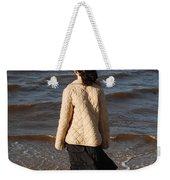 Admiring The Ocean Weekender Tote Bag