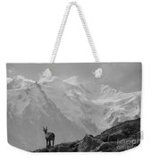 Admiring The View Weekender Tote Bag