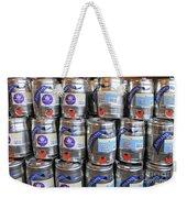 Adnams Jubilee Beer Keg Weekender Tote Bag