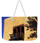 Adobe And Ristras Weekender Tote Bag
