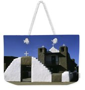 Adobe Church Taos Weekender Tote Bag