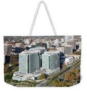 Adobe Systems Building San Jose California Weekender Tote Bag