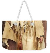 Adobe Wall Weekender Tote Bag