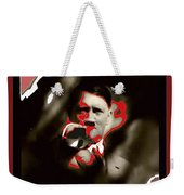 Adolf Hitler Saluting Screen Capture From Newsreel No Date-2008 Weekender Tote Bag