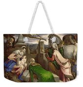 Adoration Of The Magi Weekender Tote Bag
