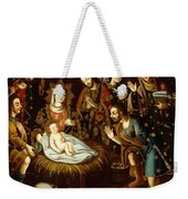 Adoration Of The Sheperds Weekender Tote Bag