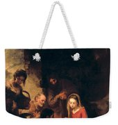Adoration Of The Shepherds Weekender Tote Bag