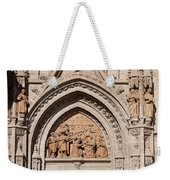 Adoration Of The Three Wise Men Relief Weekender Tote Bag
