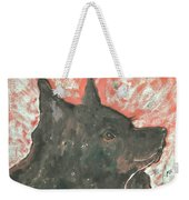 Adoring Eyes Weekender Tote Bag