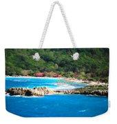 Adrenaline Beach - Cezanne II Weekender Tote Bag