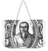 Adrian Willaert (1480-1562) Weekender Tote Bag