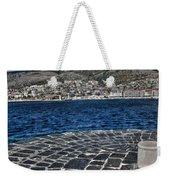 Adriatic Sea Weekender Tote Bag