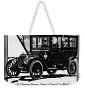 Ads Automobile, 1912 Weekender Tote Bag
