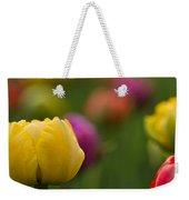 Advent Of Spring Weekender Tote Bag