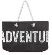 Adventure  Weekender Tote Bag by Linda Woods