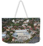 Aerial Of Tiger Stadium Weekender Tote Bag