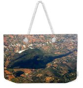 Aerial Photography - Hill Like A Big Mouse  Weekender Tote Bag