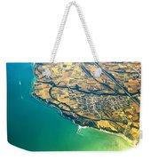Aerial Photography - Italy Coast Weekender Tote Bag