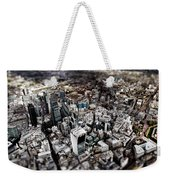 Aerial View Of London 3 Weekender Tote Bag