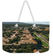 Aerial View Of Stanford University Weekender Tote Bag